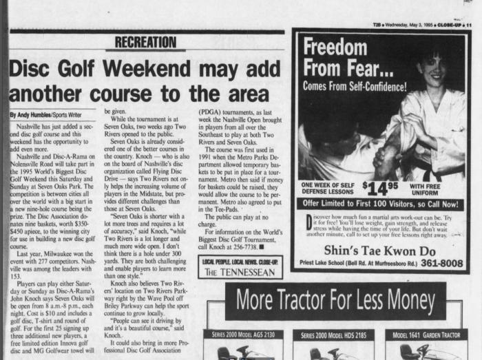 1995 - May 3